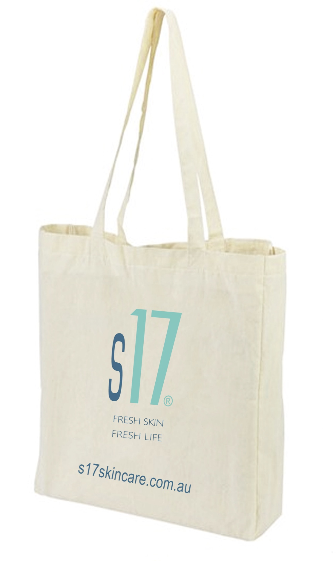 Free Cotton Shopping Bag